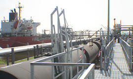 Cage Mount Gangway