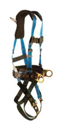fall protection body harness