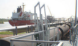 Pneumatic Gangways