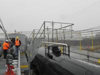 Railcar Platform