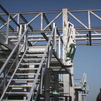 Titan 24 Gangway | Aluminium Gangway Ladders | Hemco Industries