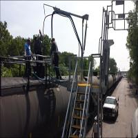 Transloading Rack